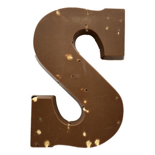 Chocoladeletter Visser Hazelnoten Melk