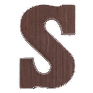 Chocoladeletter Visser Puur Suikervrij