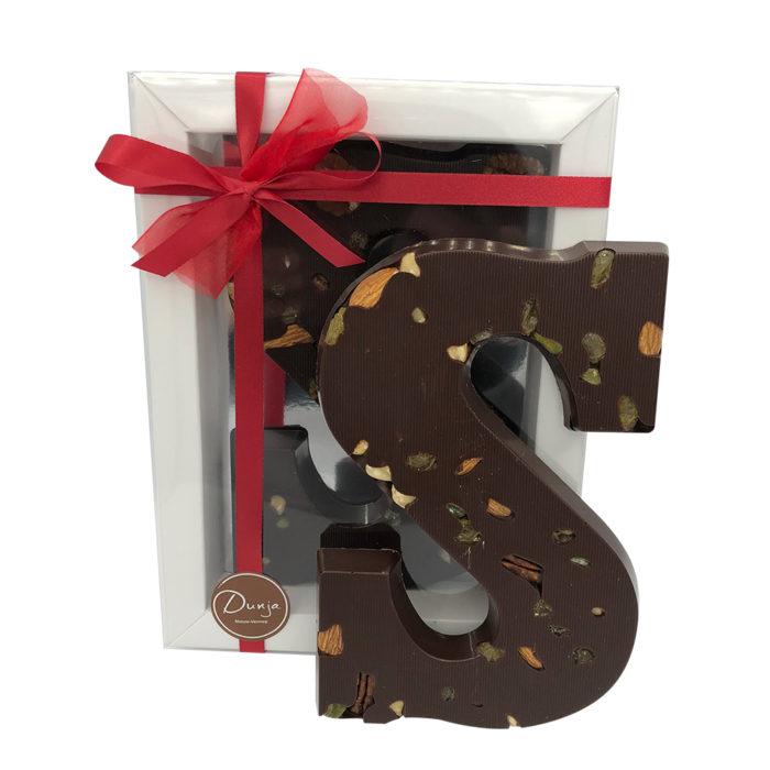 Visser Chocoladeletter Studentenhaver Puur