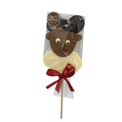 Chocoladelolly Piet
